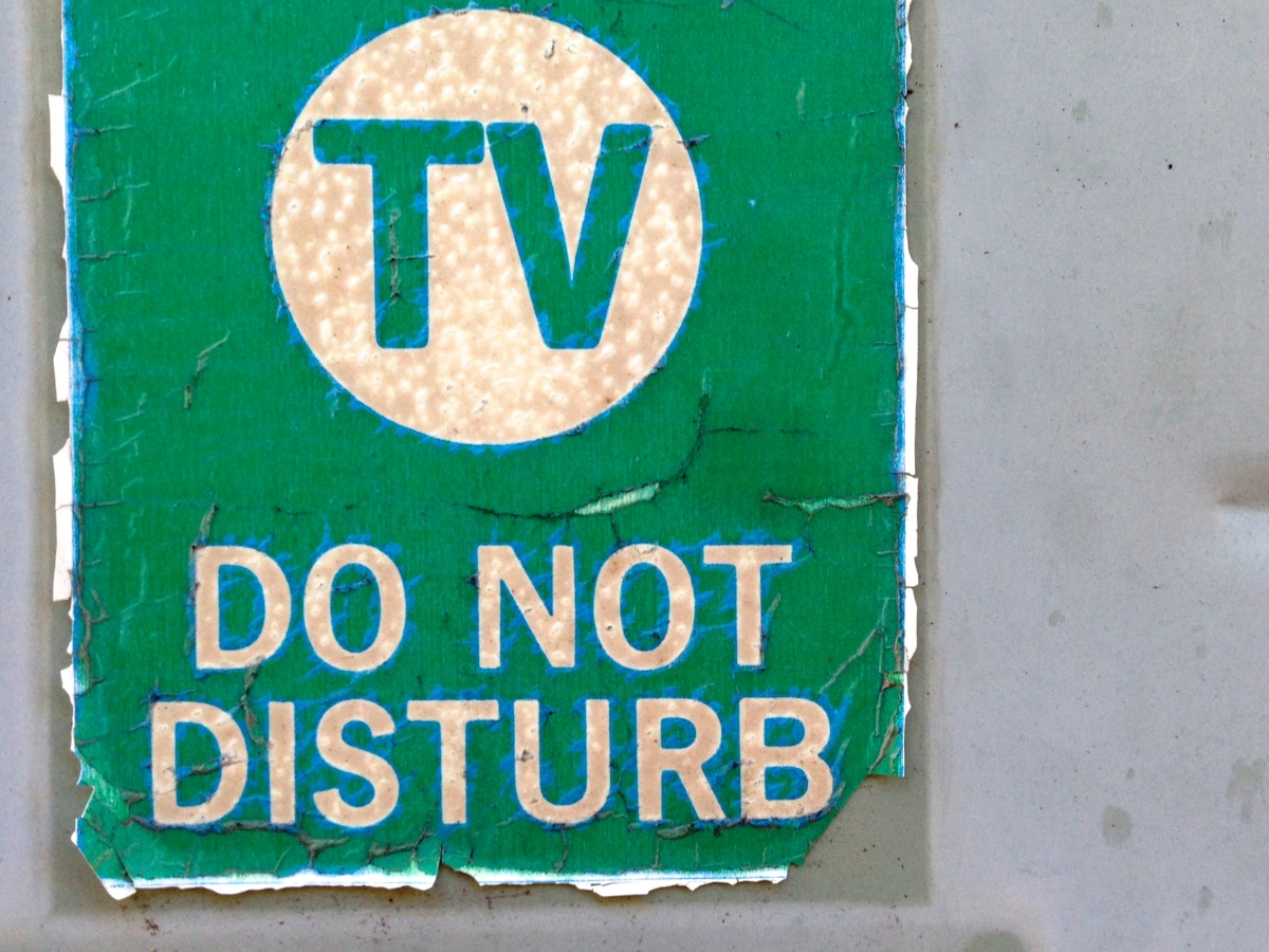 What is TV goodfor?